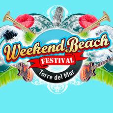 Comprar Weekend Beach Festival 2015 en Torre del Mar