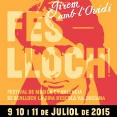 Comprar FESLLOCH - Festival de música en valencià 2015