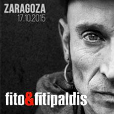 Comprar Fito & Fitipaldis en Zaragoza