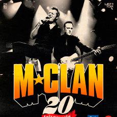 Comprar MCLAN en concierto en Murcia