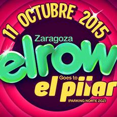 Comprar ELROW goes to Pilar. Zaragoza