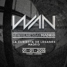 Comprar WAN Festival en Madrid