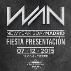 Comprar PreParty Wan Festival en Málaga
