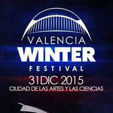 Comprar VALENCIA WINTER FESTIVAL 2015
