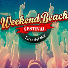 Comprar Weekend Beach Festival 2016 en Torre del Mar