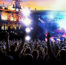 Comprar Nochevieja Universitaria 2015 :: Salamanca