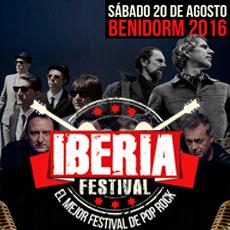 Comprar Iberia Festival 2016 en Benidorm