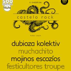Comprar XIII Festival Castelo Rock 2016 en Muros en  A Coruña