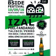 Comprar B-SIDE FESTIVAL 12ª EDICIÓN EN MOLINA DE SEGURA