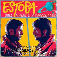 Comprar PILAR 2016 ESTOPA - Rumba a lo Desconocido en Zaragoza (EATA)