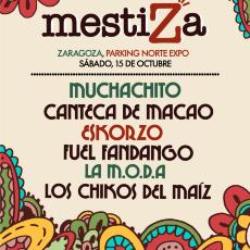 Comprar PILAR 2016 Mestiza Festival en Parking norte Expo Zaragoza (EATA)
