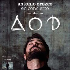 """Comprar Antonio Orozco en concierto  Tour """"Destino"""" en Huelva"""
