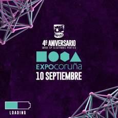 Comprar 4 Aniversario Wake Up en A Coruña (EATA)