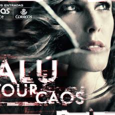 """Comprar Malú Tour """"Caos"""" en Alicante"""