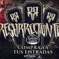 Comprar Resurrection Fest 2017 en Viveiro (Lugo)