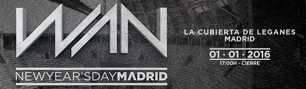 WAN Festival en Madrid