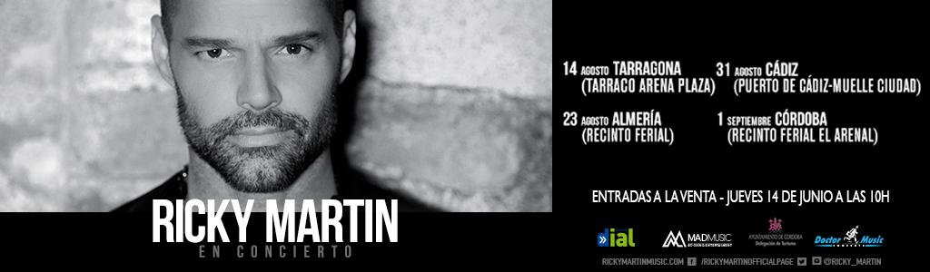Ricky Martin 2018