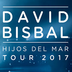 David Bisbal con Hijos del Mar
